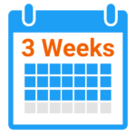3weeks